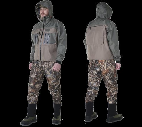 Забродная куртка  River Master