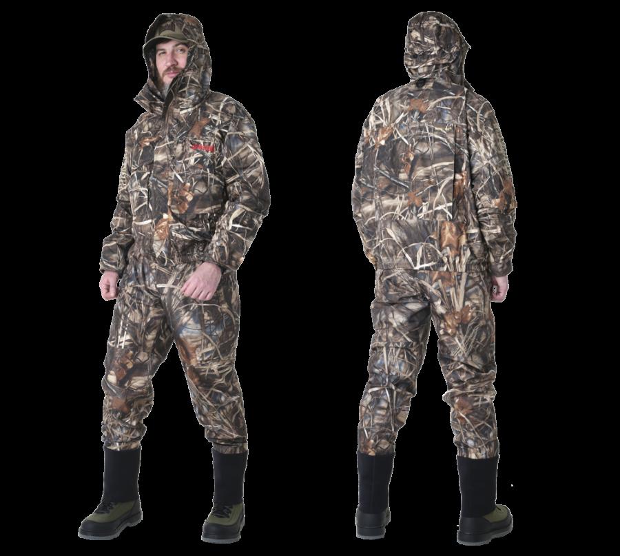 Забродная куртка  Storm Camo
