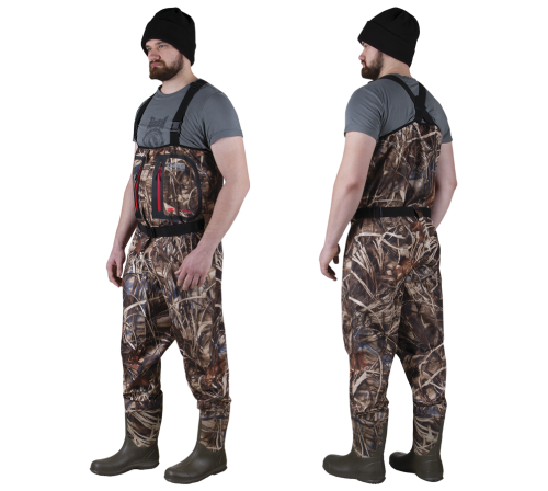 JEEP HUNTER WADERS (with boots)