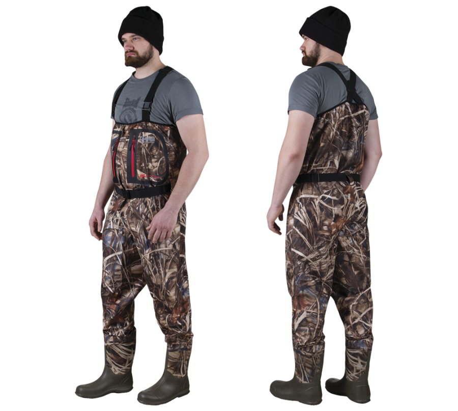JEEPHUNTER WADERS (with boots)