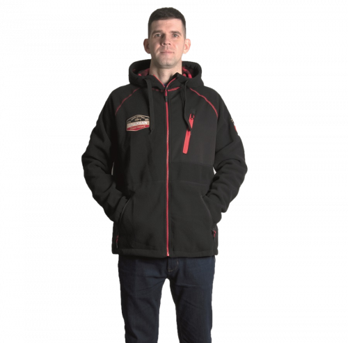 Куртка флисовая Black Water X