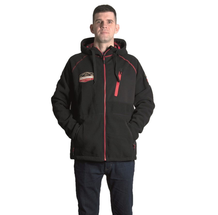 Black Water X fleece jacket