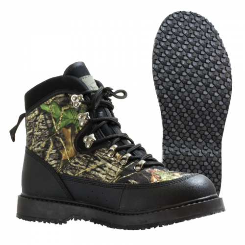 STORM X CAMO TRACKING WADING BOOTS